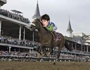John Mayer Kentucky Derby