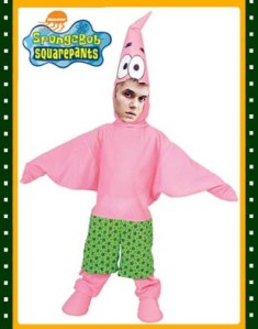 John Mayer as Patrick Starfish